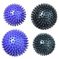 Bintiva Spiky Massage Balls (Pack of 4)