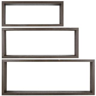 Hobbitholeco. 3 Shelves (12X36, 10X30 & 8X24))