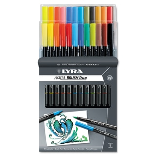 LYRA Dual Assorted Tip Marker