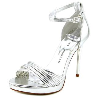 Chinese Laundry Women's Isabel Silver Synthetic Sandals