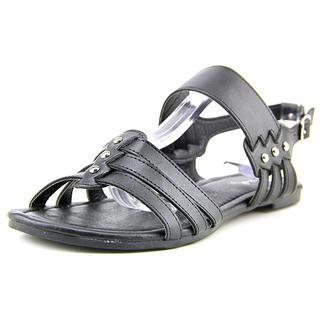 Qupid Women's Jackie-01 Polyurethane Sandals