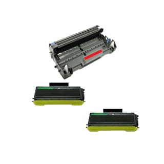 3 Pack Compatible 2 x TN650 Toner Cartridge DR620 Drum Cartridge For Brother DCP-8080 DCP-8085 ( Pack of 3 )