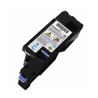 1 Pack Compatible Dell C1250 C Toner Cartridge For Dell 1250c 1350cnw 1355cn 1355cnw ( Pack of 1 )