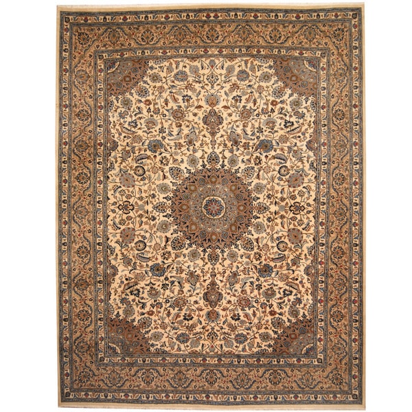 Shop Herat Oriental Persian Hand-knotted 1960s Semi