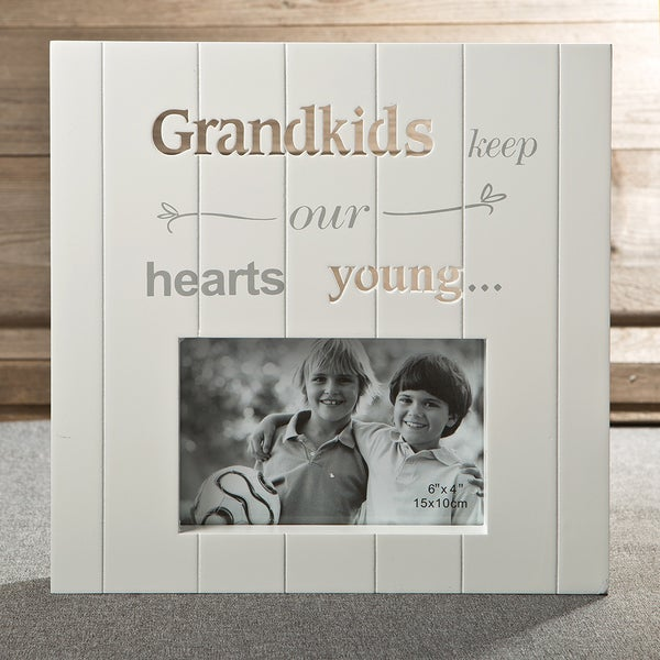 Shop Grandkids Frame - Free Shipping On Orders Over $45 - Overstock ...