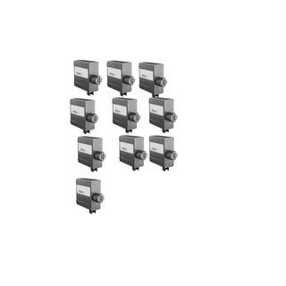 10PK Compatible 772-2 BK Ink Cartridge For Pitney Bowes 22K 22KR 2 PACK ( Pack of 10 )