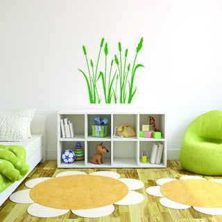 Style & Apply Vinyl Reed Wall Decal