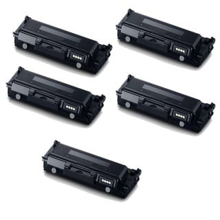 5PK Compatible MLT-D204L Toner Cartridge For Samsung SL-M3325 SL-M3825 SL-M4025 ( Pack of 5 )