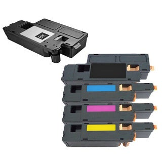 5PK Compatible C1760 BK X2 + C M Y ( 331-0778 0777 0780 0779 ) Toner Cartridge For Dell 1250C 1350CNW 1355CN ( Pack of 5 )