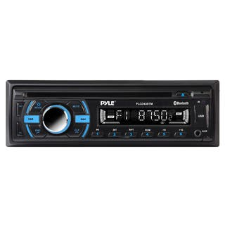 Pyle Bluetooth In-dash Stereo Radio Headunit Receiver|https://ak1.ostkcdn.com/images/products/11991778/P18871715.jpg?impolicy=medium