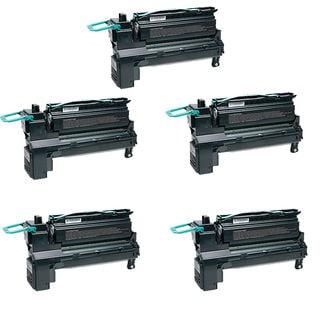 5PK Compatible X792X4KG Toner Cartridge For Lexmark X792DE X792DTME X792DTE X792DTPE X792DTFE X792DTSE ( Pack of 5 )
