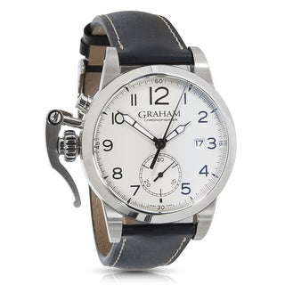 Men's Graham Chronofighter 1695 Automatic Steel Watch