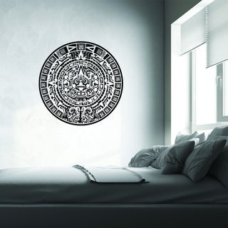 Maya Calendar Vinyl Wall Decal
