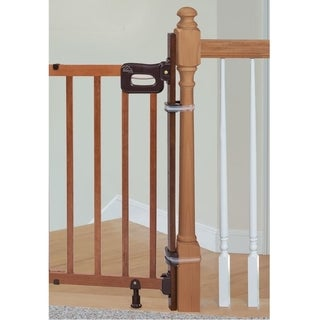 Summer Infant Home Safe 27670 Wood 29-inch x 8-inch x 30-inch Banister to Banister Universal Kit