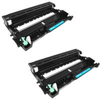 2PK Compatible DR820 Drum Cartridge For Brother DCP-L5500DN DCP-L5600DN DCP-L5650DN HL-L5000D ( Pack of 2 )