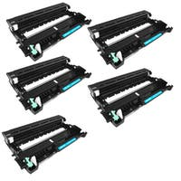 5PK Compatible DR820 Drum Cartridge For Brother DCP-L5500DN DCP-L5600DN DCP-L5650DN HL-L5000D ( Pack of 5 )