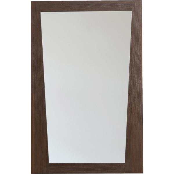Shop 21 5-in  W x 33 5-in  H Modern Plywood-Melamine Wood Mirror In