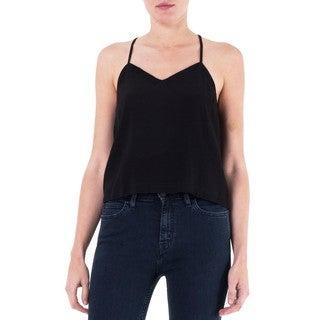 Minpink Confessions Black Cami Top (4 options available)