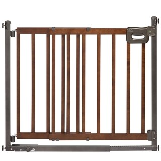 Summer Infant Home Step To Secure Wood Gate