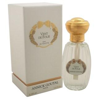 Annick Goutal Vent de Folie Women's 3.4-ounce Eau de Toilette Spray