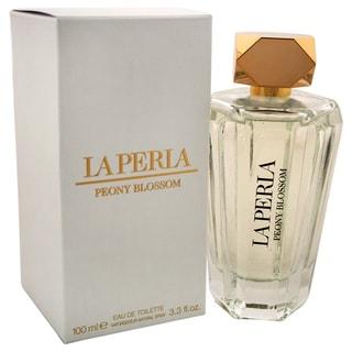 La Perla Poeny Blossom Women's 3.3-ounce Eau de Toilette Spray