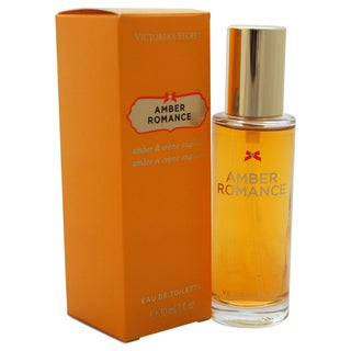 Victoria's Secret Amber Romance Women's 1-ounce Eau de Toilette Spray