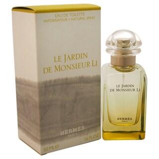 Hermes Le Jardin de Monsieur Li Women's 1.6-ounce Eau de Toilette Spray