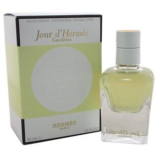 Hermes Jour d'Hermes Gardenia Women's 1.6-ounce Eau de Parfum Spray (Refillable)