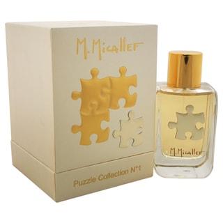 M. Micallef Puzzle No.1 Women's 3.3-ounce Eau de Parfum Spray