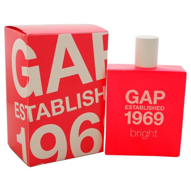 Gap Bright Women's 3.4-ounce Eau de Toilette Spray (3.4-o...