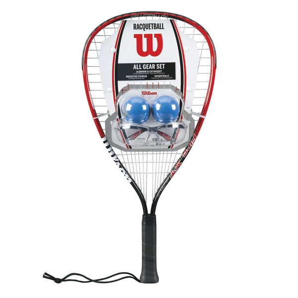 Racquetball Clam Set