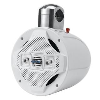 Lanzar 1200-watt 4-way White Tower Wakeboard Speaker