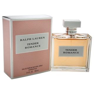 Ralph Lauren Tender Romance Women\u0026#39;s 3.4-ounce Eau de Parfum Spray