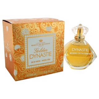 Marina de Bourbon Golden Dynastie Princesse Women's 3.4-ounce Eau de Parfum Spray