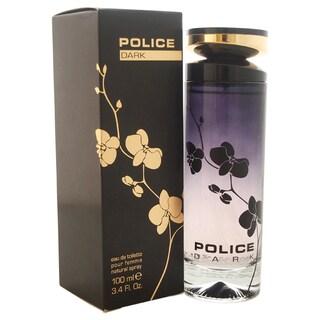 Police Dark Women's 3.4-ounce Eau de Toilette Spray