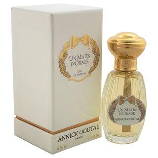 Annick Goutal Un Matin D'Orage Women's 1.7-ounce Eau de Parfum Spray