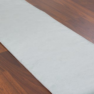 Victory Lane Surf Blue Cotton/Polyester 12.5-inch x 54-inch Runner