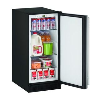 U-Line 1000 Series 1215 - 15 Inch - Stainless Steel Refrigerator - Silver