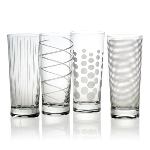 Mikasa Cheers Highball Glasses (4-pack)