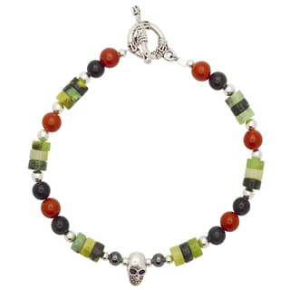 Healing Stones for You Prostate Health Intention Bracelet