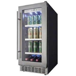 Danby Silhouette Professional Series- 15 Inch Stainless Steel Integrated Beverage Center