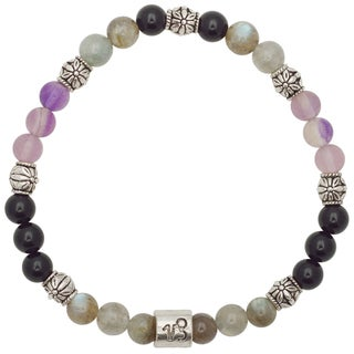 Healing Stones for You Capricorn Zodiac Bracelet