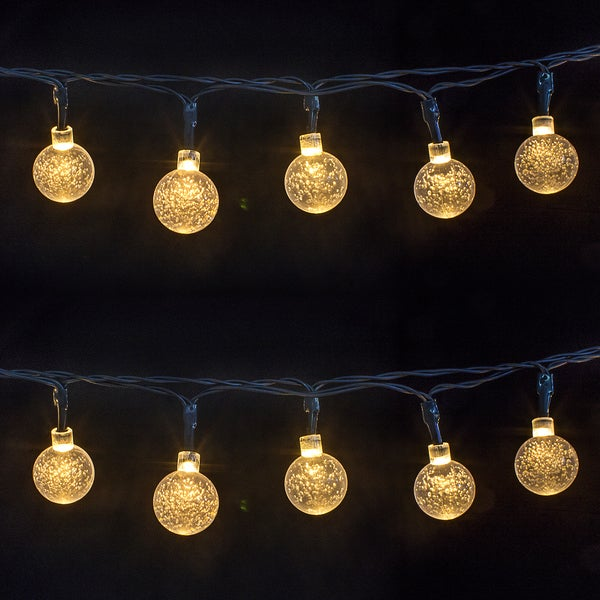 Shop LED Concepts Solar LED Style String Lights
