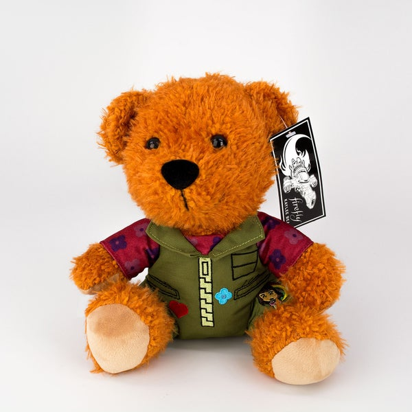 Quantum Mechanix Firefly Kaylee Bear Plush