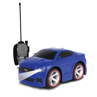 Nkok Junior Racers My First R/C Ford Mustang GT Radio-controlled Vehicle