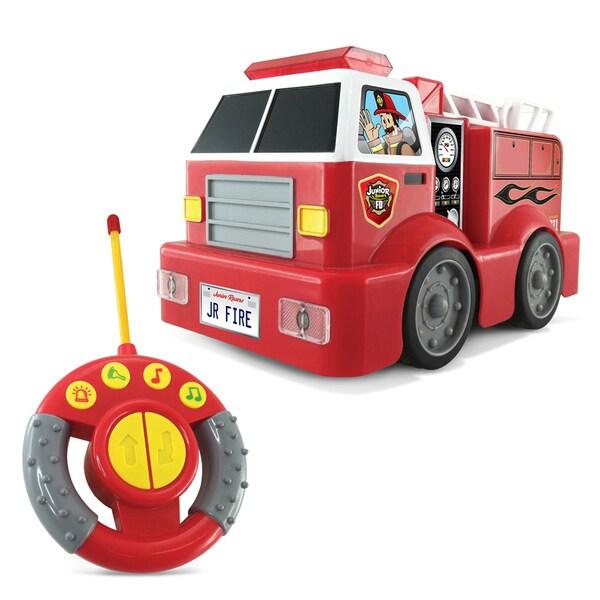 Nkok Junior Racers My First R/C Fire Truck