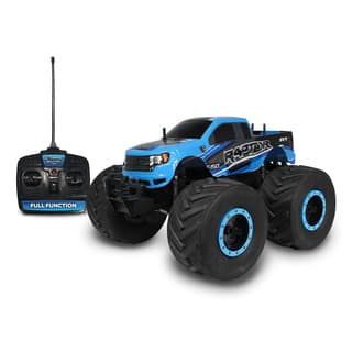 NKOK Mean Machines Remote Control 1:8 Extreme Terrain Ford F-150 SVT Raptor|https://ak1.ostkcdn.com/images/products/11993278/P18873063.jpg?impolicy=medium