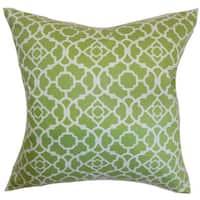 Kalmara Geometric Throw Pillow Cover