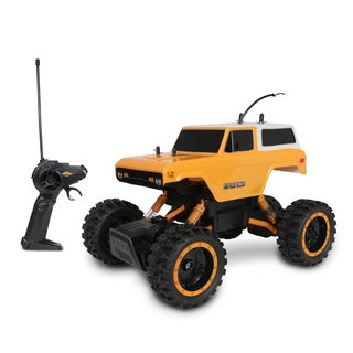 Nkok Mean Machines Rock Crawlers RC '70 Ford Bronco