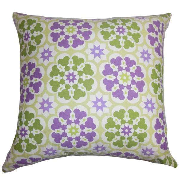 Eavan Floral Throw Pillow Cover